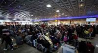 رکورد بیشترین تردد مسافر در فرودگاه بین المللی کیش در 22 بهمن 97 ثبت شد