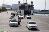 اعلام کرایه حمل خودرو و مسافر از مسیر های دریایی به کیش و بالعکس