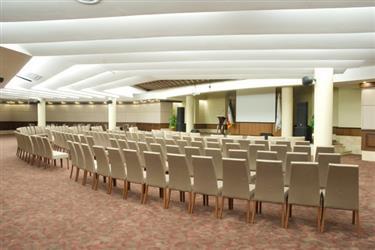 سالن های همایش و کنفرانس