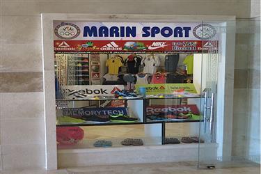 فروشگاه پوشاک و لوازم ورزشی مارین اسپورت