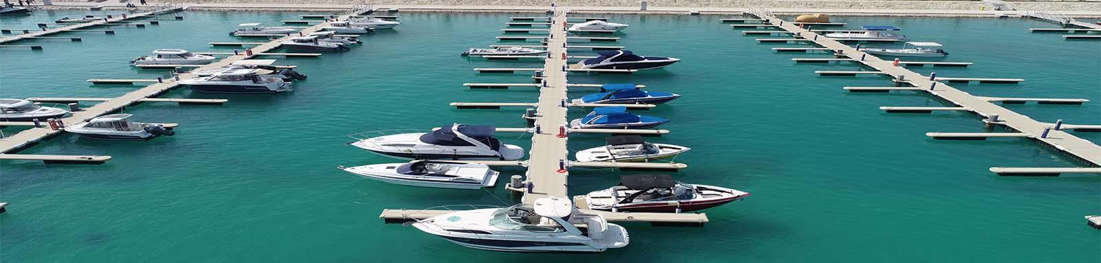 پارکینگ شناورهای دریایی