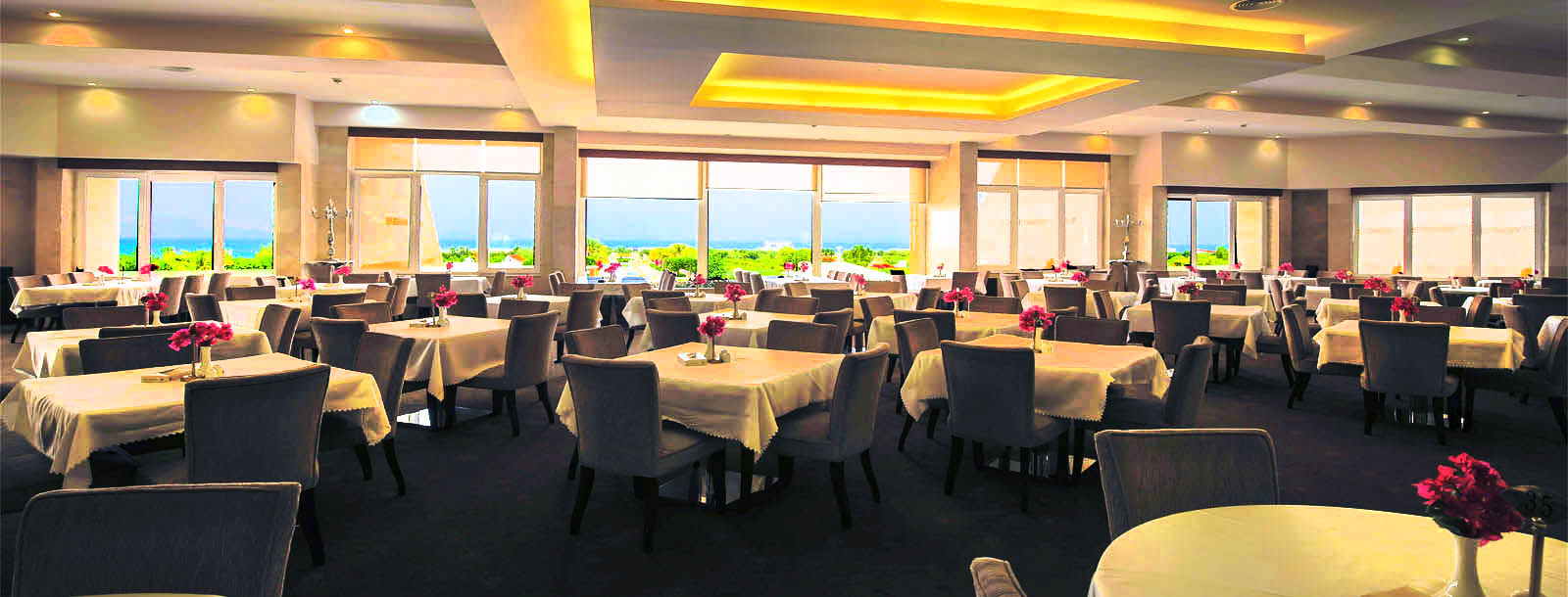 رستوران هتل مارینا کیش